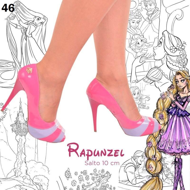 Sandália Rapunzel | FRETE GRÁTIS ♡ ♡
