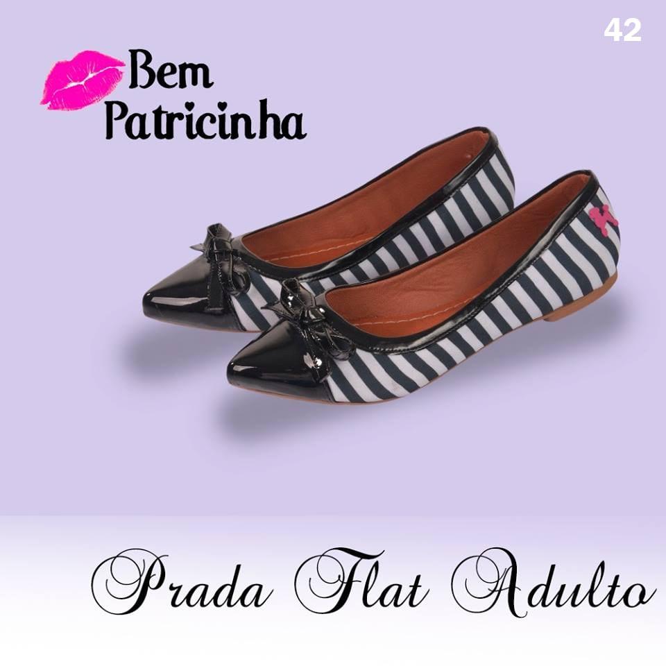 Sapatilha Prada Flat | Bem Patricinha ♡ ♡