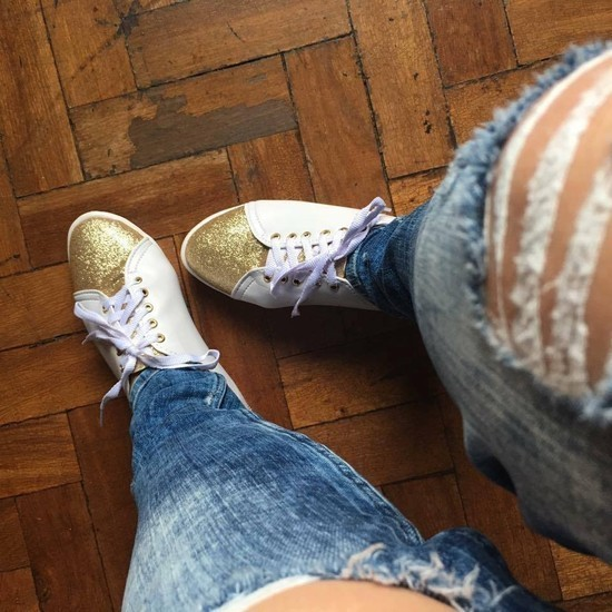 Tênis Fashionista | PRONTA ENTREGA  ♡ ♡