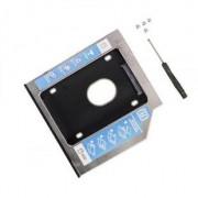 "ADAPTADOR CADDY DVD P/HD OU SSD 2.5"" 9,5MM SATA HOOPSON"