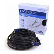 CABO HDMI-HDMI 15 METROS 1.4/3D C/FILTRO EXBOM