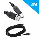 CABO USB 2.0 P/IMPRESSORA 3 METROS CB-45 TSA
