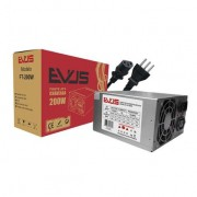 FONTE ATX FT-200W REAL 24P C/CABO C/CAIXA EVUS