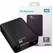 HD 2TB EXTERNO USB 3.0 WD ELEMENTS