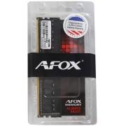 MEMORIA 8GB/DDR4 2400MHZ CL17 AFOX