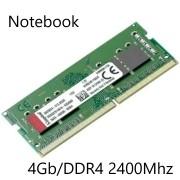 MEMORIA 4GB/DDR4 2400MHZ NOTEBOOK CL17 KINGSTON