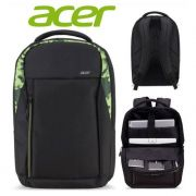 "MOCHILA NOTEBOOK 15,6"" BACKPACK GREEN ACER"