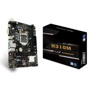 PLACA MAE 1151 DDR4 H310MHP V/S/R/HDMI 8ª GER BIOSTAR