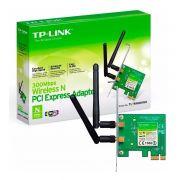 PLACA WI-FI 300MBPS 2 ANTENAS PCI-EX 1X TL-WN881ND TP-LINK