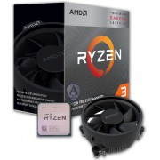 PROCESSADOR AMD RYZEN 3 3200G AM4 4CORE 3.6GHZ 6MB CACHE BOX