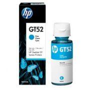 REFIL TINTA HP GT52 M0H54AL 70ML CIANO