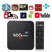 SMART BOX TV  HDMI 4K 4GB/32GB ANDROID 9.0 MXQ PRO