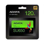 "SSD 120GB SATA III 6.0 SU650 2.5"" 6GB/s ADATA"