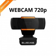 WEBCAM HD 720P C/MICROFONE USB 2.0 BLUECASE