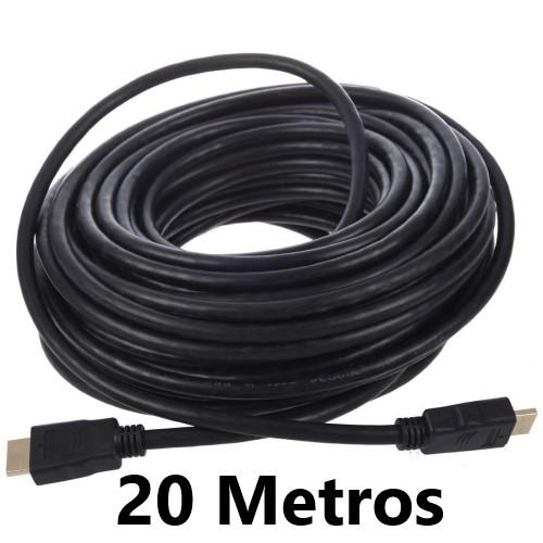 CABO HDMI-HDMI 20 METROS 1.4/3D SEM FILTRO TSA