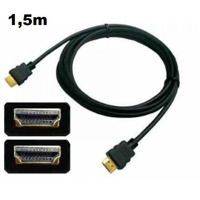 CABO HDMIXHDMI 1,5 METRO 2.0/3D SEM FILTRO TSA