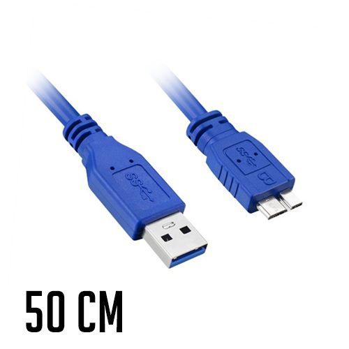 CABO USB 3.0 A X SS P/HD EXTERNO TSA
