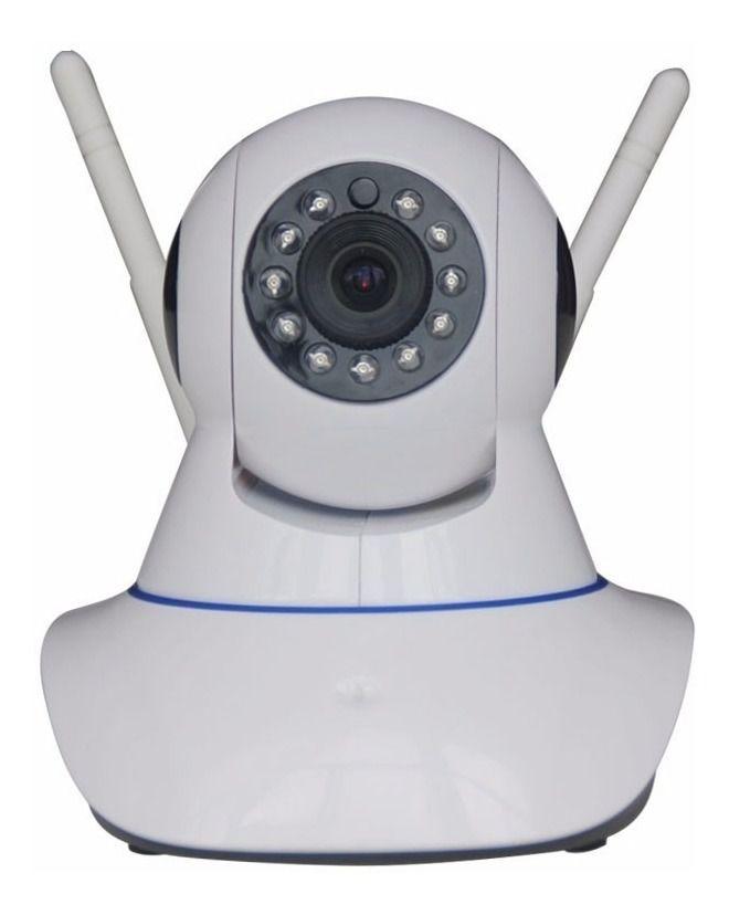 CAMERA IP LAN/WI-FI 960P MICRO SD/IR/MOV JK110-2A