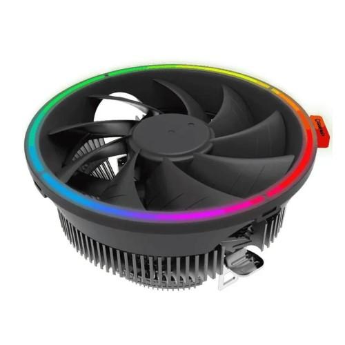COOLER GAMER INTEL/AMD RGB RAINBOW 120mm GAMMA200 GAMEMAX