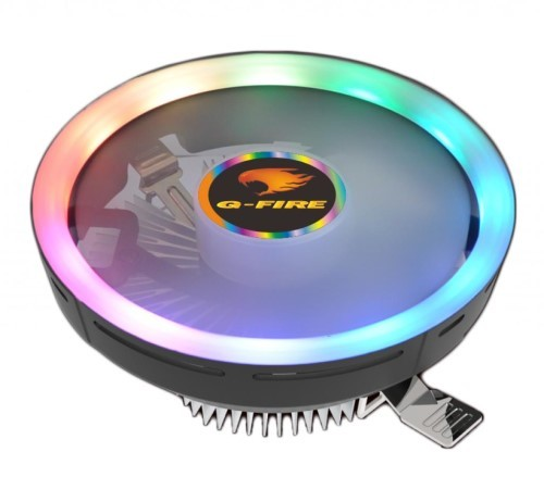 COOLER INTEL/AMD COM LEDS RGB RAINBOW EWC4R G-FIRE