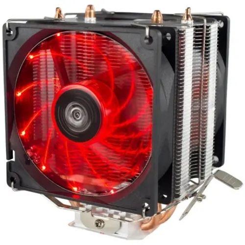 COOLER INTEL/AMD DUPLO FAN 90MM HIDRÁULICA CL-190 HOOPSON