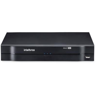 DVR 04 CANAIS MHDX 1104 1080N INTELBRAS