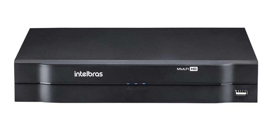 DVR 08 CANAIS MHDX 1108 1080N INTELBRAS  - Express Informática