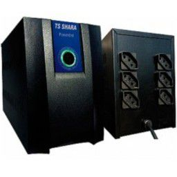 ESTABILIZADOR 1500VA BIVOLT 6 TOMADAS TS SHARA  - Express Informática