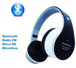 FONE BLUETOOTH FM/SD CARD/MIC F-038 HOOPSON  - Express Informática