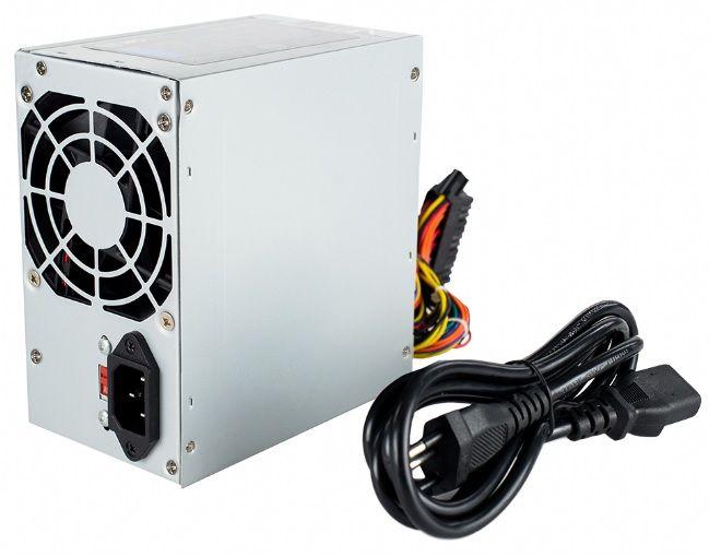 FONTE ATX 200W 24P C/CABO POWER SUPPLY  - Express Informática