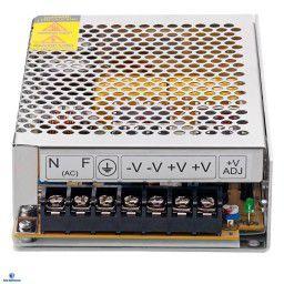 FONTE CHAVEADA ESTABILIZADA 12V/15A BIVOLT CFTV S180-WP