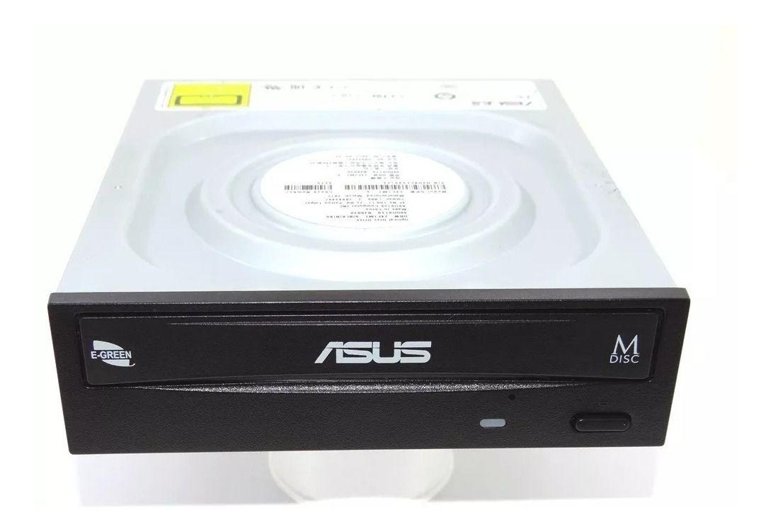 GRAVADOR CD/DVD SATA DRW-24F1MT ASUS