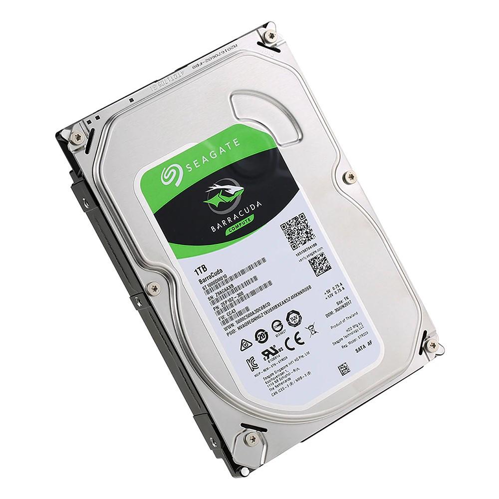 HD 1TB SATA 3 64MB 7200RPM ST1000DM010 SEAGATE