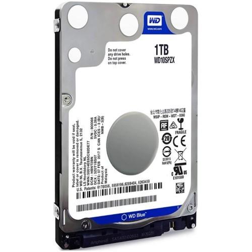 HD 1TB SATA III 6GBPS 5400RPM NOTEBOOK 7mm WD10SPZX WD