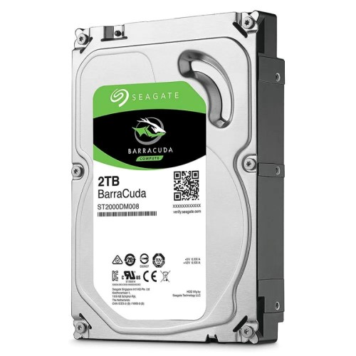 HD 2TB SATA 3 256MB 7200RPM ST2000DM008 BARRACUDA SEAGATE