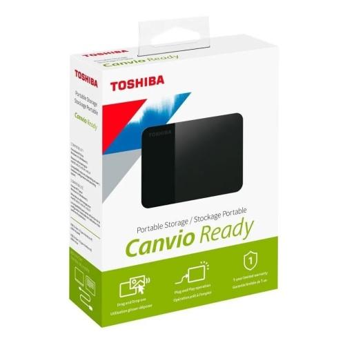 HD 4TB EXTERNO USB 3.0 CANVIO BASICS SLIM HDTB440XK3CA TOSHIBA