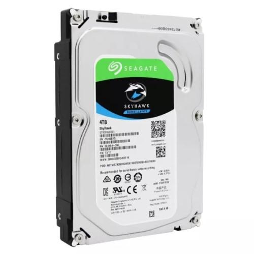 HD 4TB SATA 3 64MB CACHE 5900RPM ST4000VX013 SKYHAWK SEAGATE