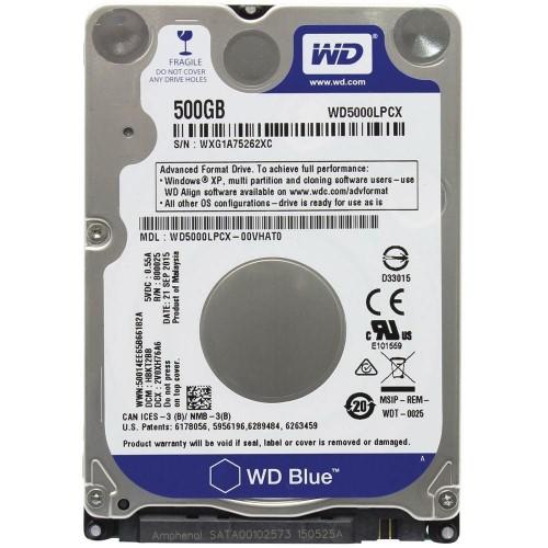 HD 500GB SATA 6Gbps 5400RPM 2,5