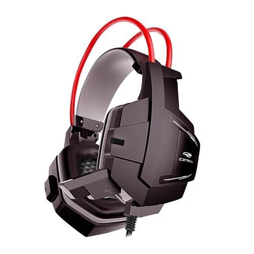 HEADSET GAMER SPARROW P2 PH-G11 PRETO C3 PLUS