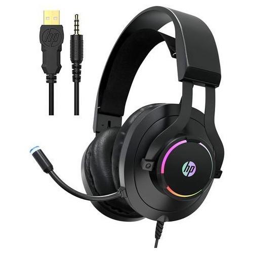 HEADSET GAMING P2/USB  RGB H360 HP
