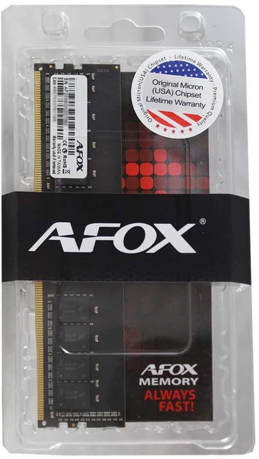 MEMORIA 8GB/DDR4 2400MHZ CL17 AFOX  - Express Informática