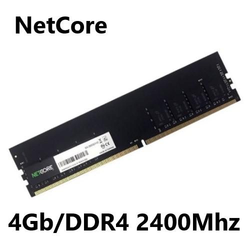 MEMORIA 4GB/DDR4 2400MHZ CL17 NETCORE