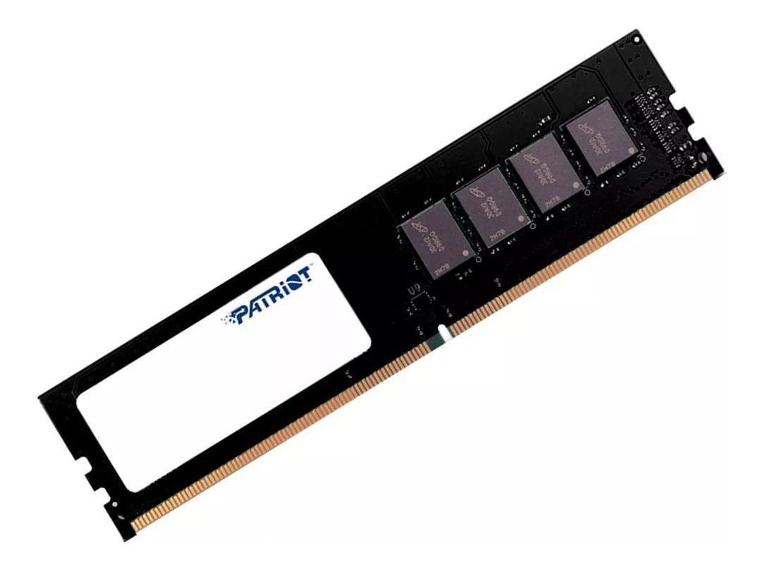 MEMORIA 4GB/DDR4 2400MHZ CL17 PATRIOT  - Express Informática