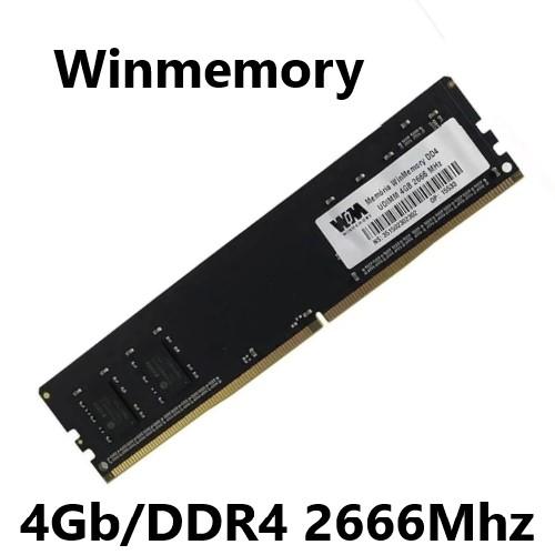 MEMORIA 4GB/DDR4 2666MHZ CL19 WINMEMORY