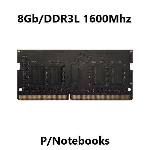 MEMORIA 8GB/DDR3L 1600MHZ CL11 NOTEBOOK HIKVISION