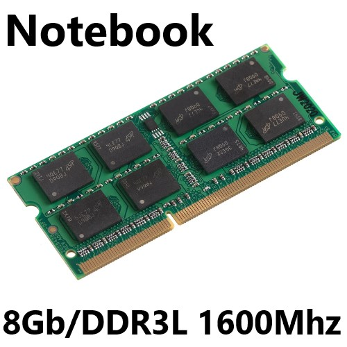 MEMORIA 8GB/DDR3L 1600MHZ CL11 NOTEBOOK PC3L-12800 IBEX