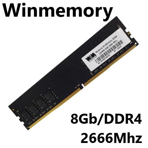 MEMORIA 8GB/DDR4 2666MHZ CL-19 PC4-21300 WINMEMORY