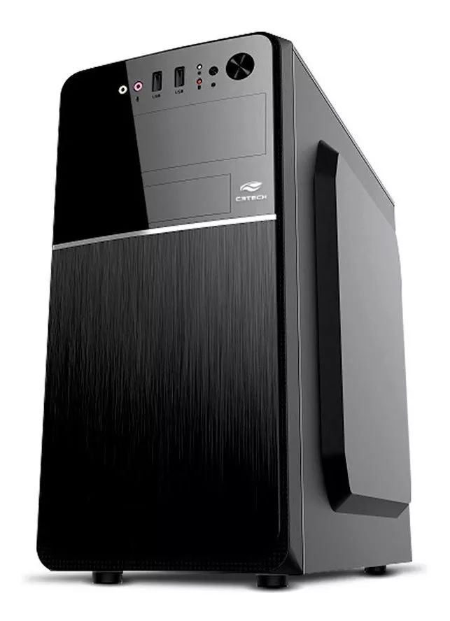 "MICRO - AMD DUAL CORE 3.5GHZ / 4GB / SSD 128GB / MONITOR 18,5"" LED  - Express Informática"