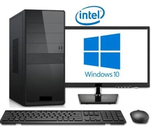 MICRO - INTEL CORE I3 3.6GHZ /MEM 4GB /SSD 120GB /MONITOR 18,5