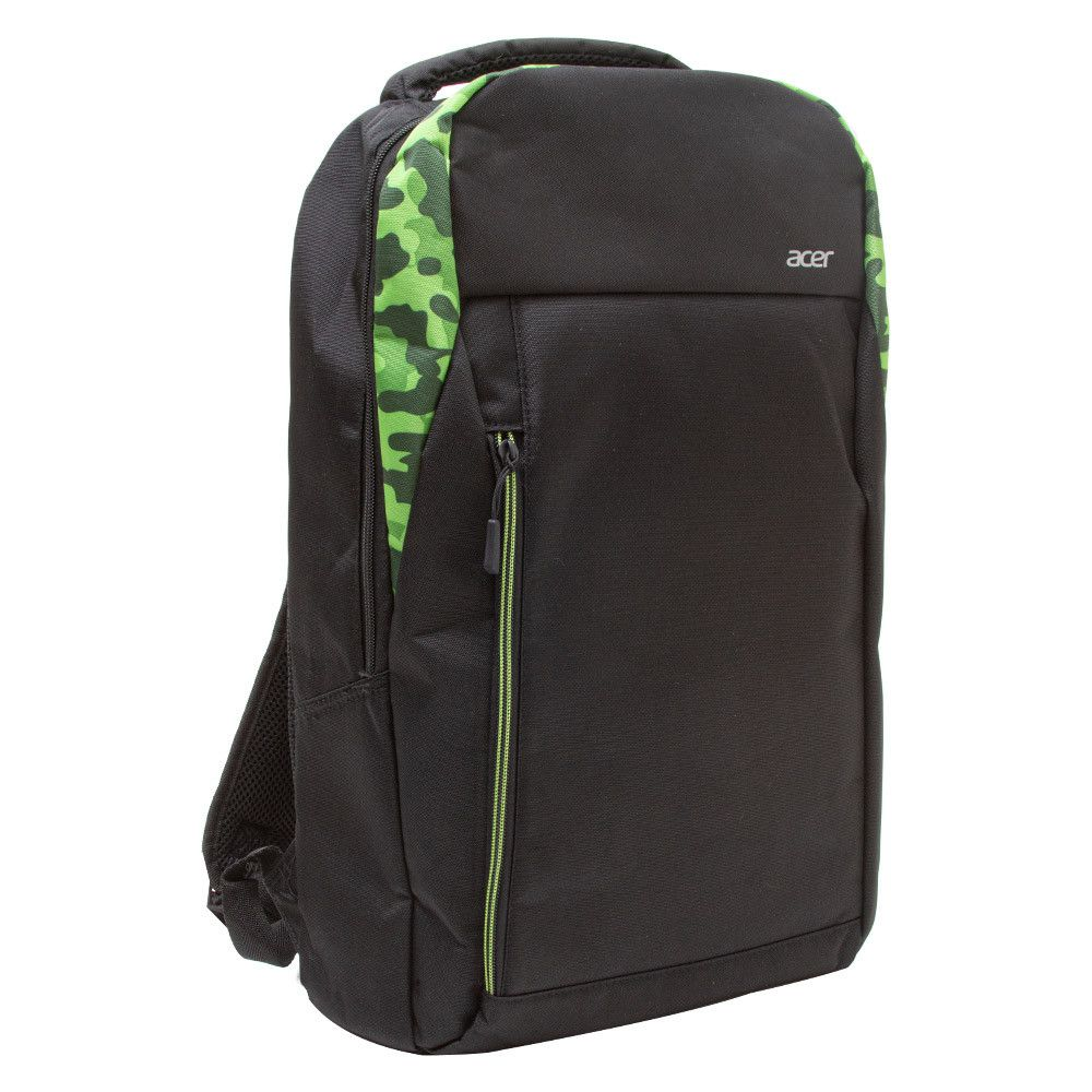 "MOCHILA NOTEBOOK 15,6"" BACKPACK GREEN ACER  - Express Informática"
